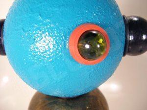 mike slobot toy karma 2 chicago rotofugi robot art