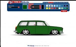 mike slobot VW type 3 squareback