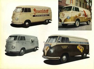 vw bus van microbus inspiration mike slobot