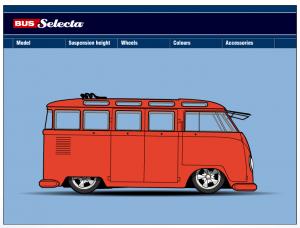 mike slobot VW bus van